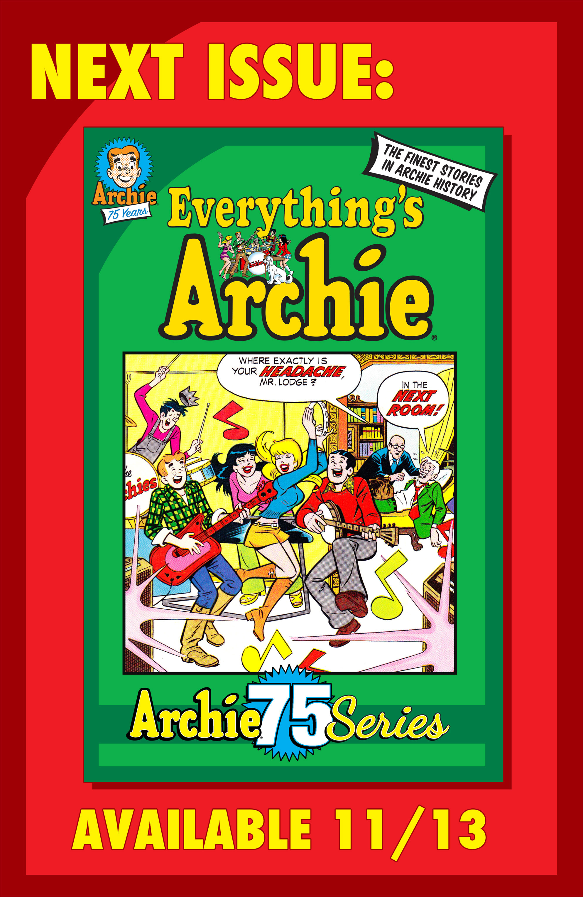 Read online Archie 75 Series comic -  Issue #2 - 81
