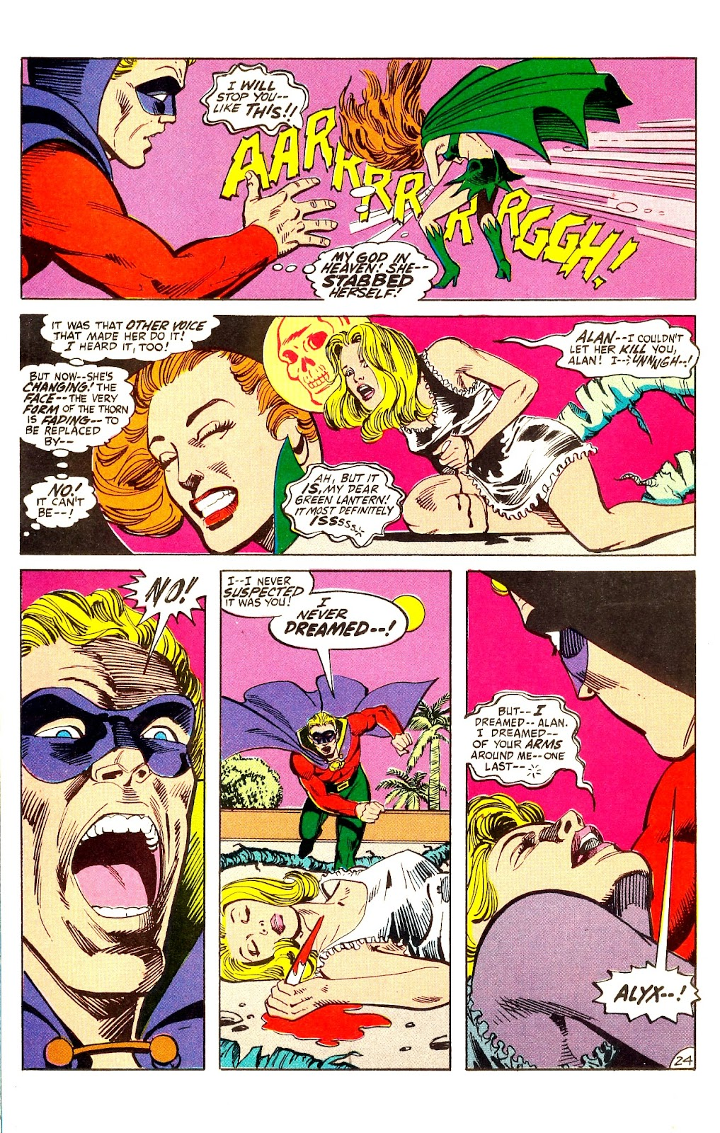 Infinity Inc. (1984) issue Annual 1 - Page 28