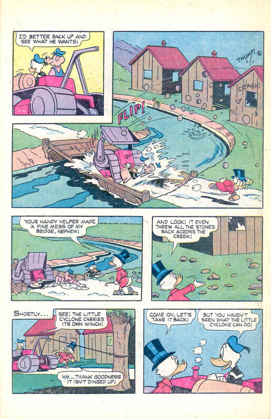 Read online Uncle Scrooge (1953) comic -  Issue #153 - 27