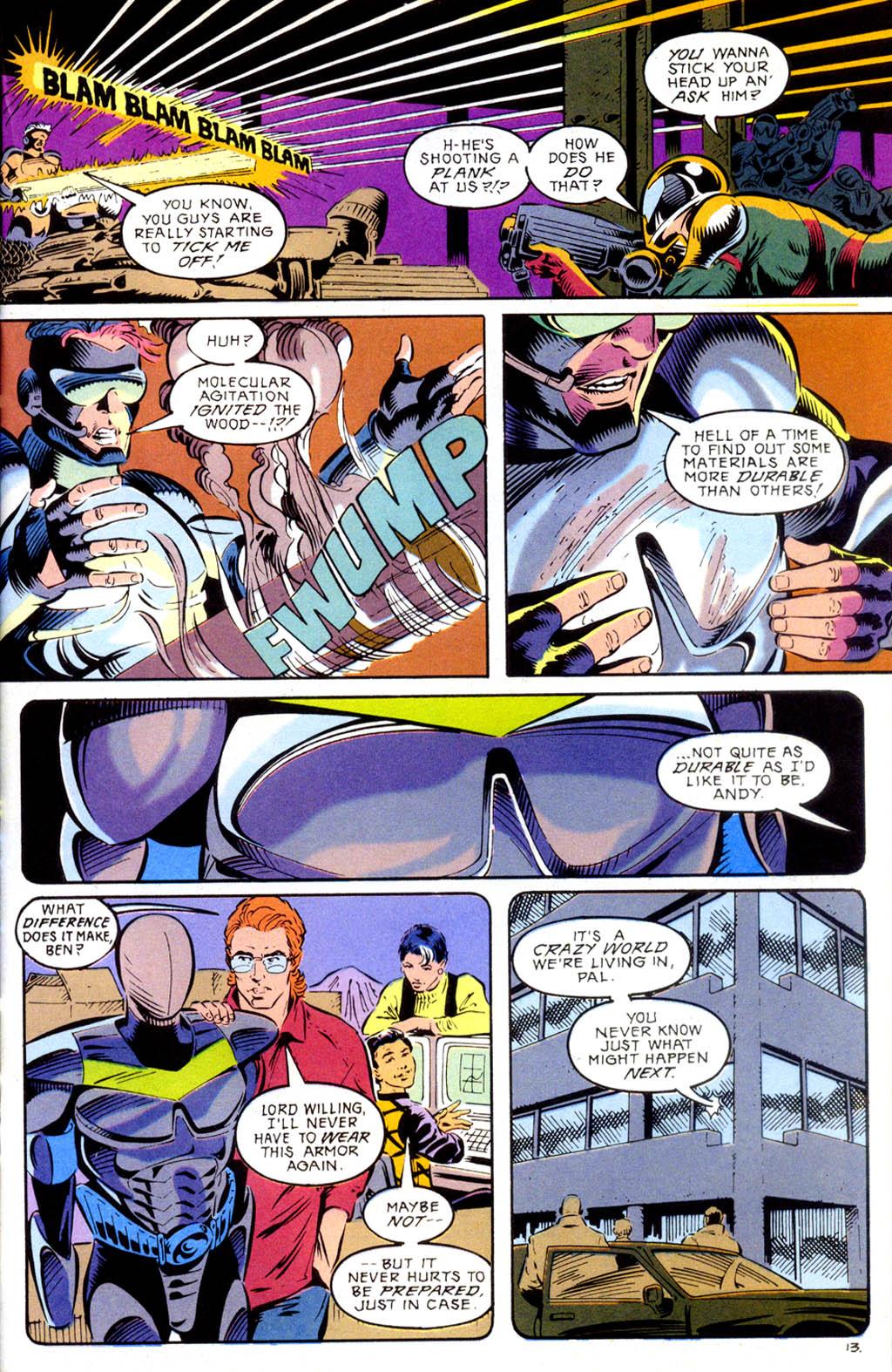 Read online Gunfire comic -  Issue #1 - 17