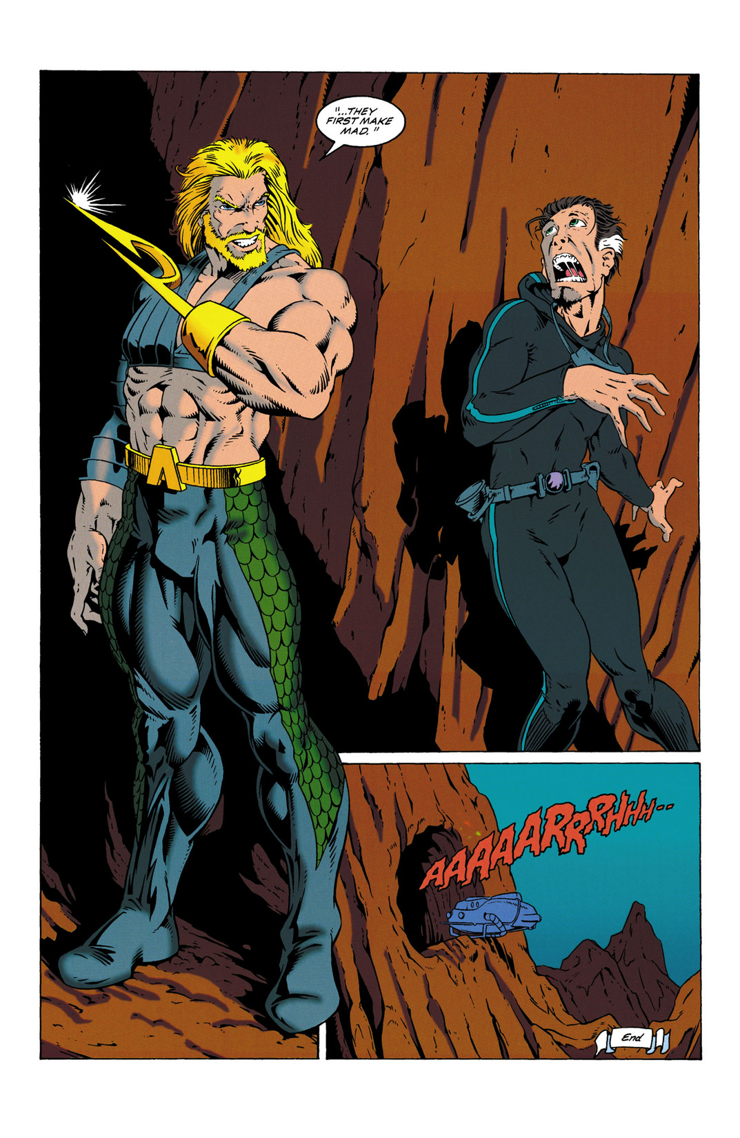 Read online Aquaman (1994) comic -  Issue #Aquaman (1994) _Annual 1 - 49