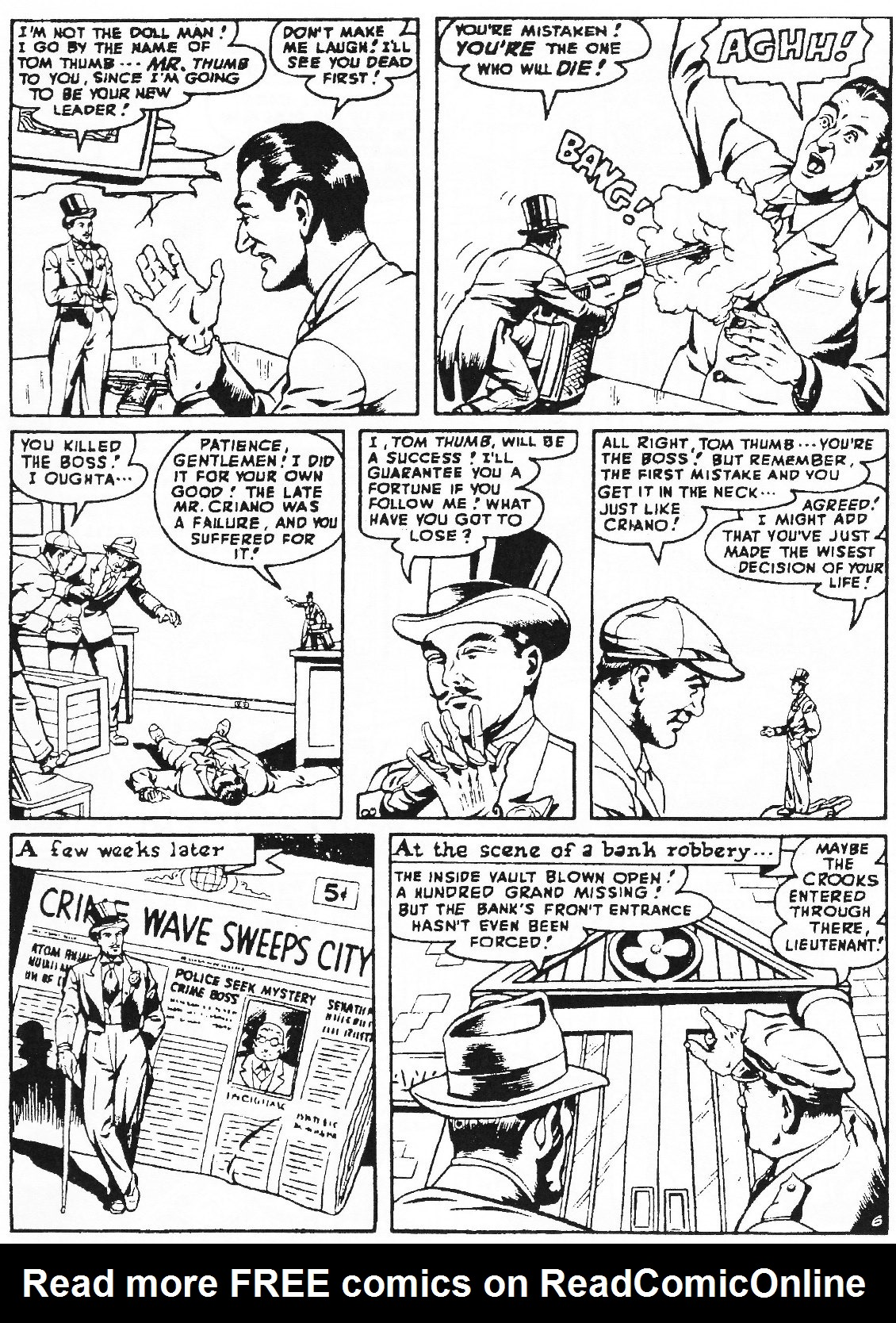 Read online Men of Mystery Comics comic -  Issue #75 - 17
