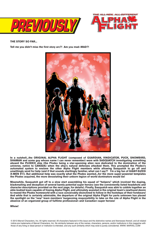 Alpha Flight (2004) 7 Page 2