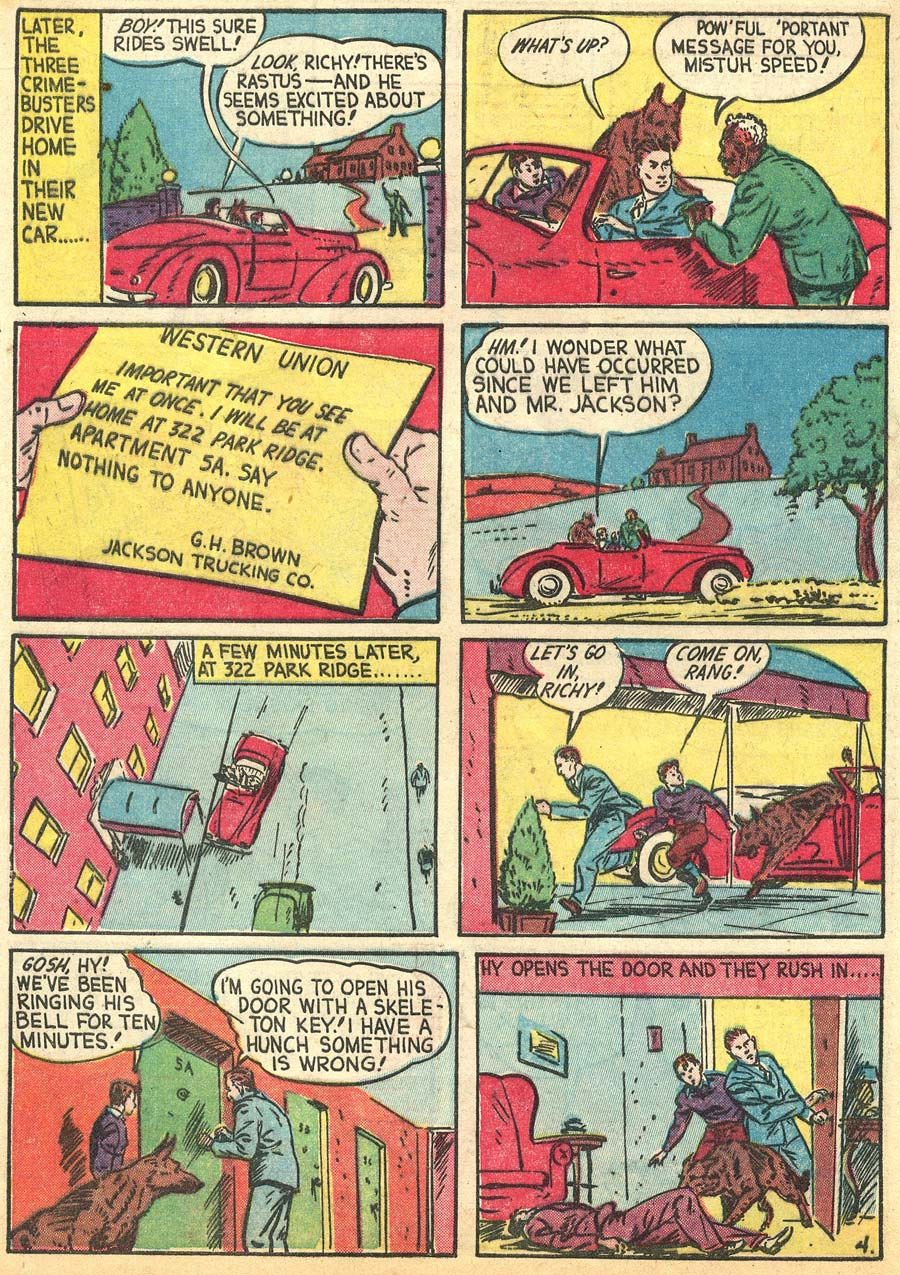 Blue Ribbon Comics (1939) issue 9 - Page 16