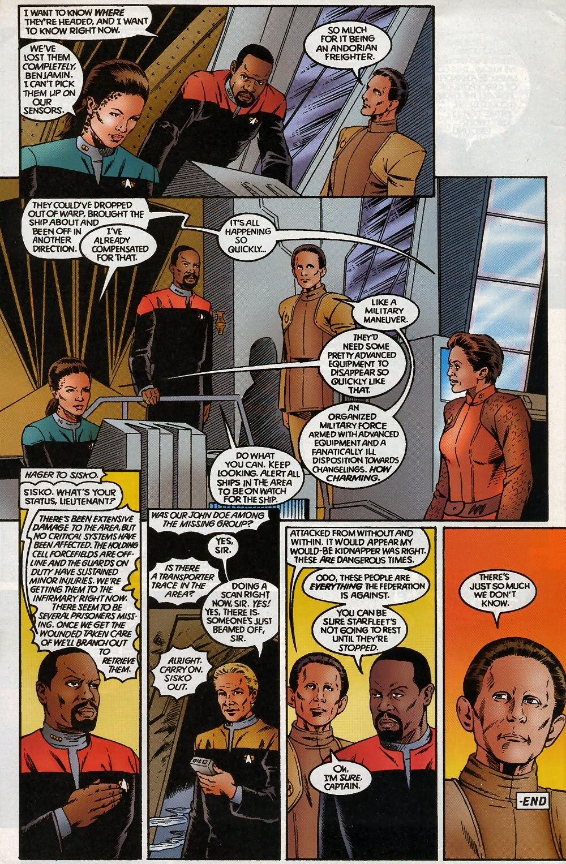 Read online Star Trek: Deep Space Nine (1993) comic -  Issue # _Special 1 - 48