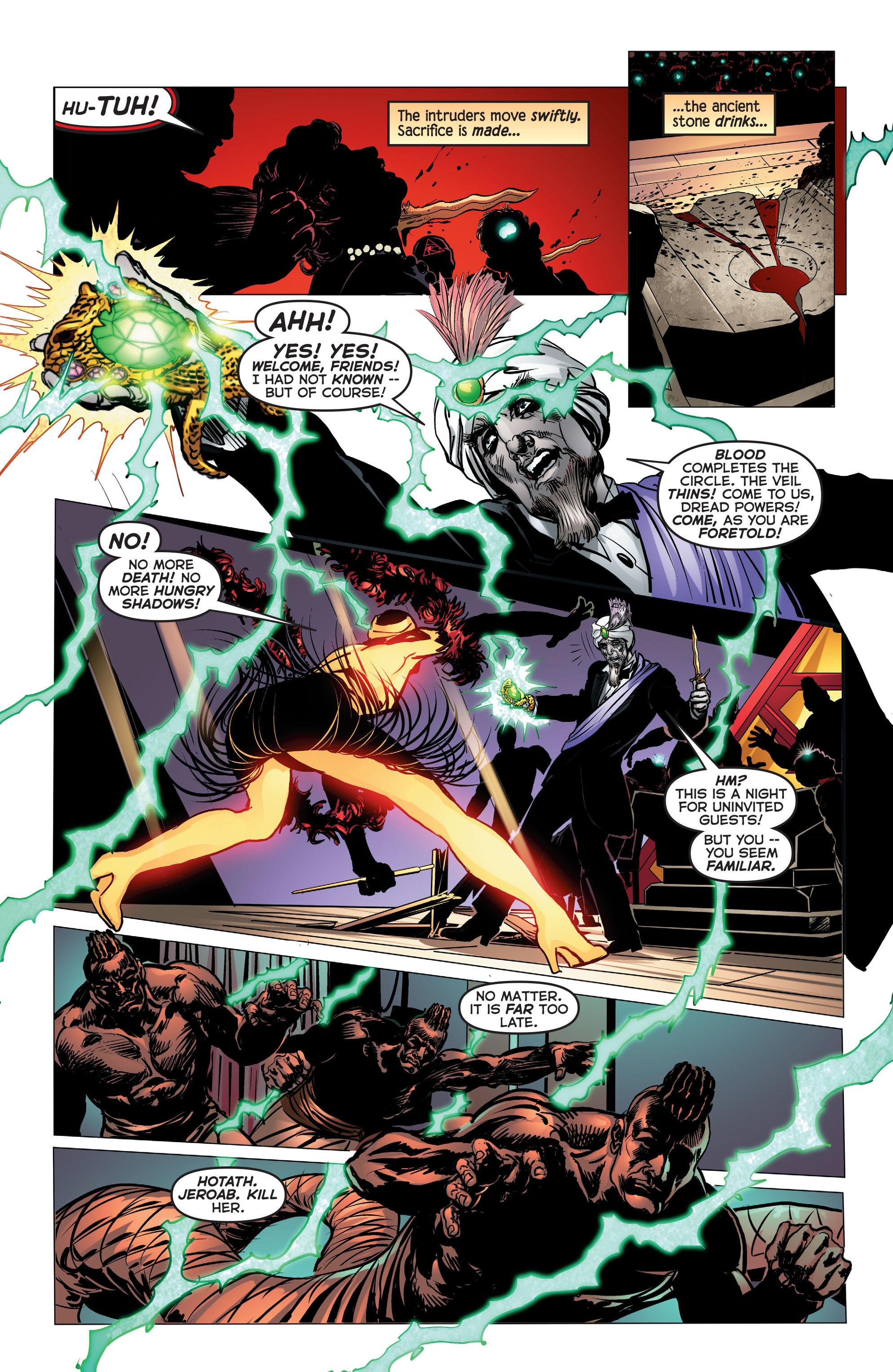 Read online Astro City comic -  Issue #38 - 18