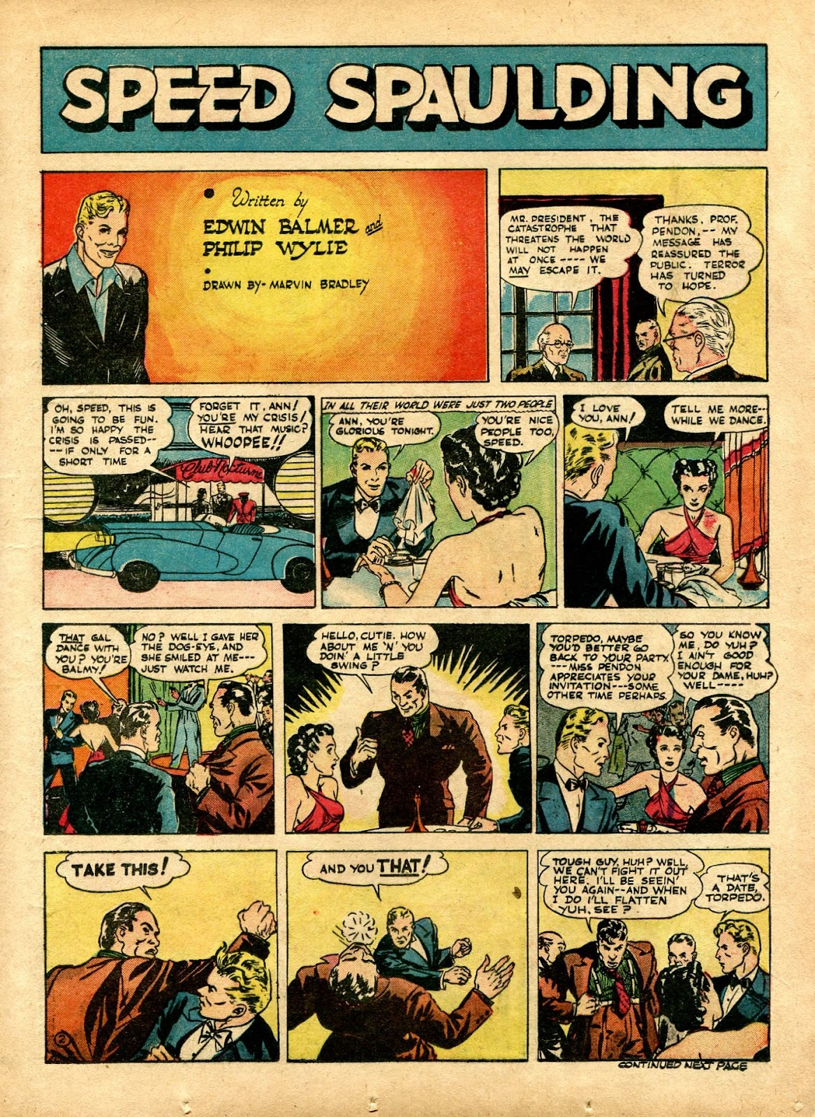 Read online Famous Funnies comic -  Issue #72 - 23