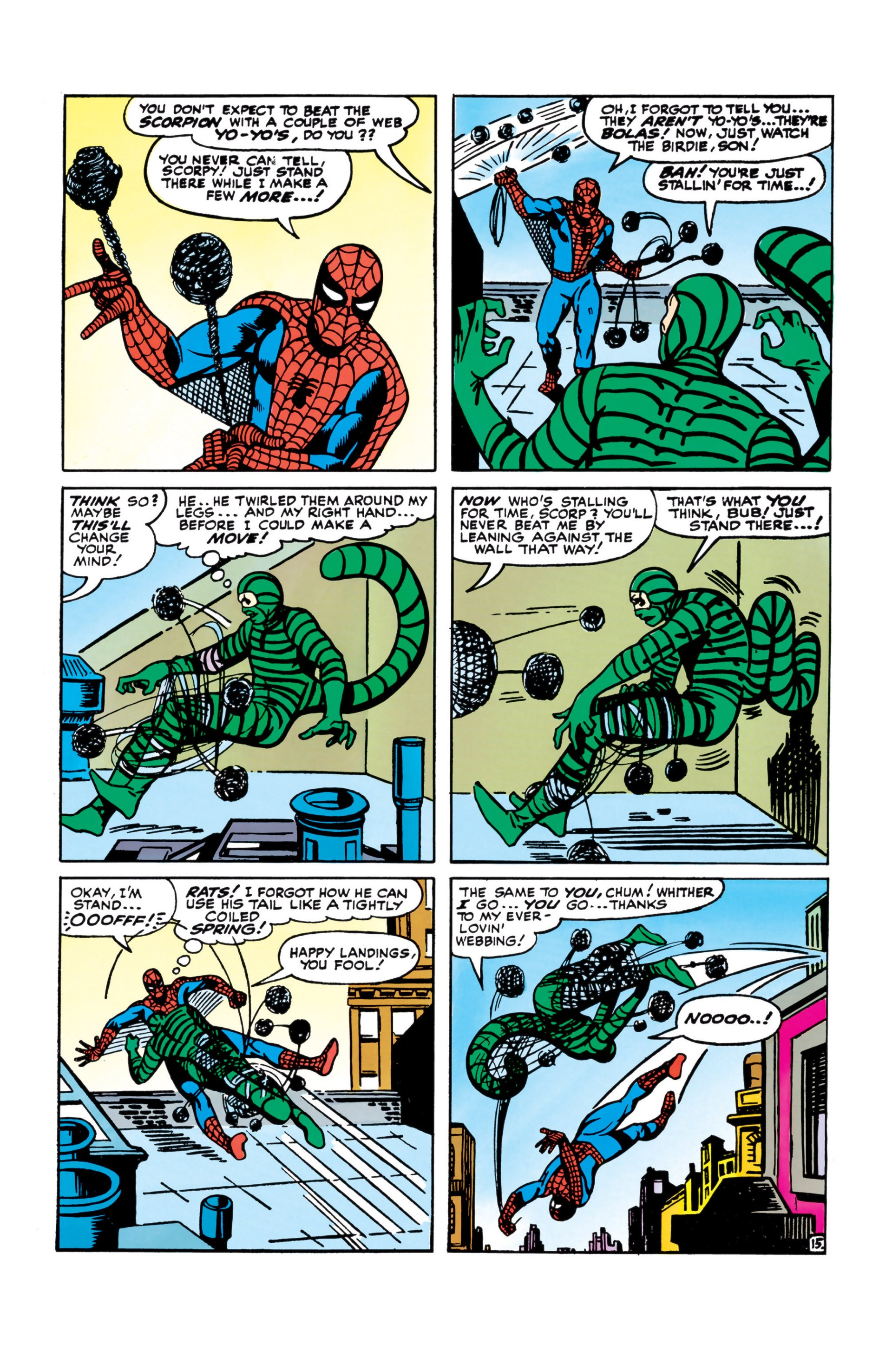 The Amazing Spider-Man (1963) 29 Page 15