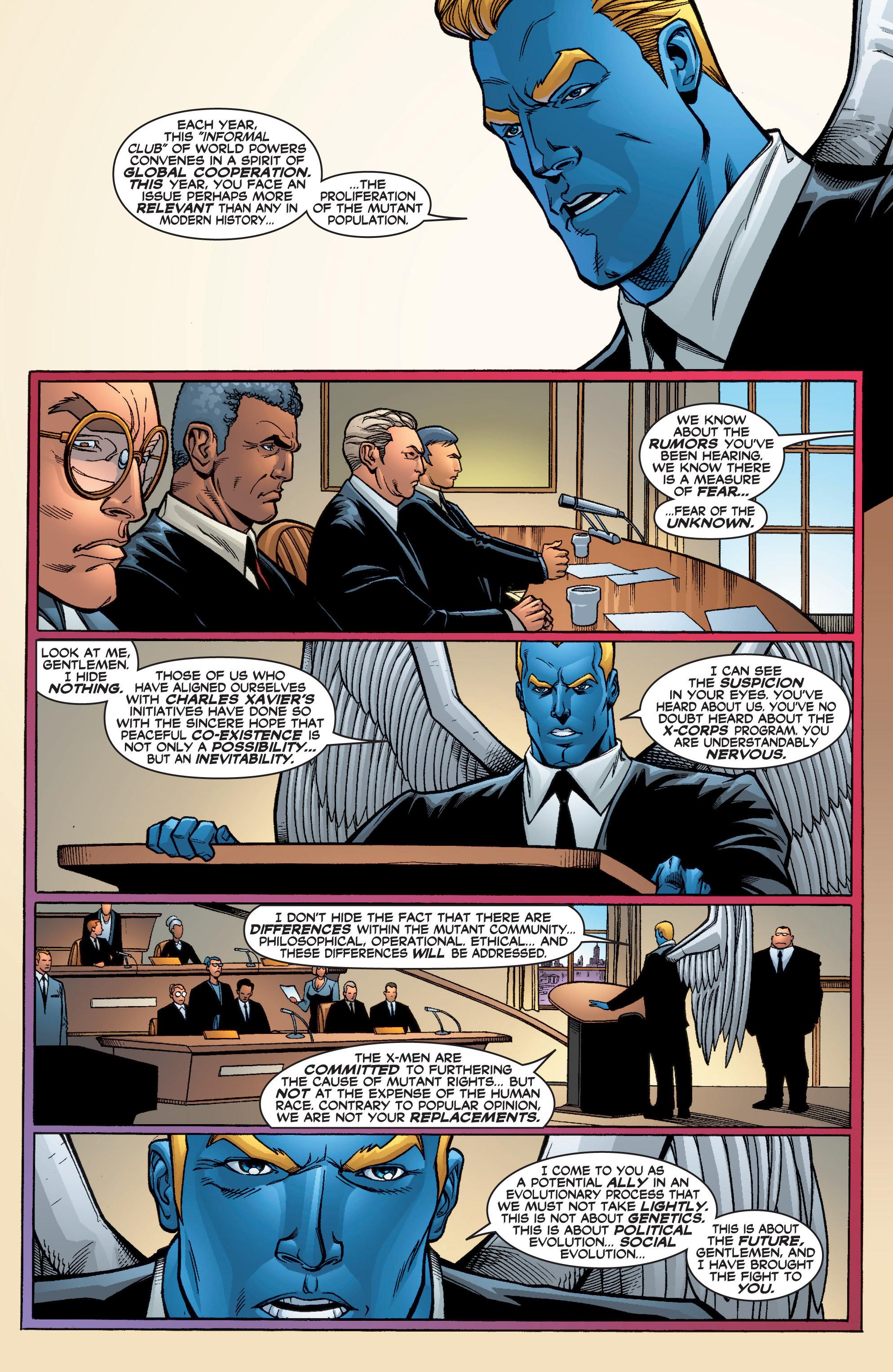 Read online Uncanny X-Men (1963) comic -  Issue #402 - 21
