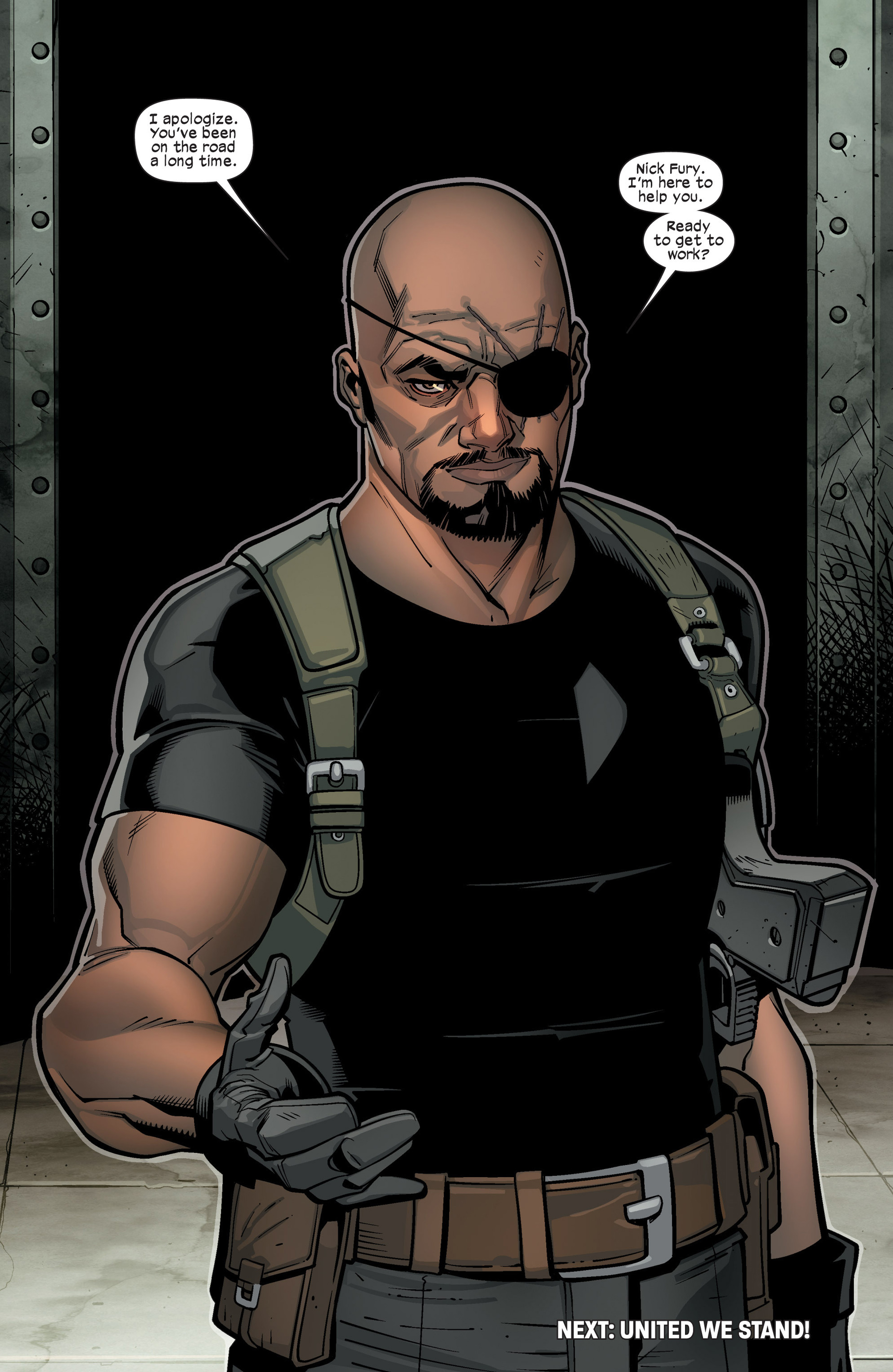 Read online Ultimate Comics X-Men comic -  Issue #15 - 23