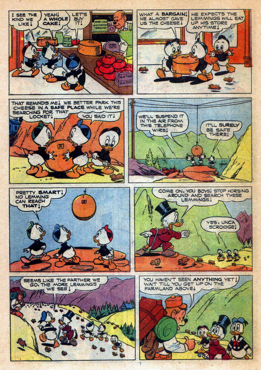 Read online Uncle Scrooge (1953) comic -  Issue #9 - 16