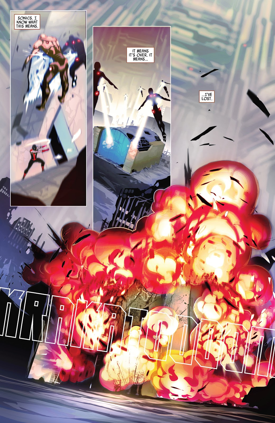 Read online Age of Ultron Companion comic -  Issue # TPB (Part 1) - 87