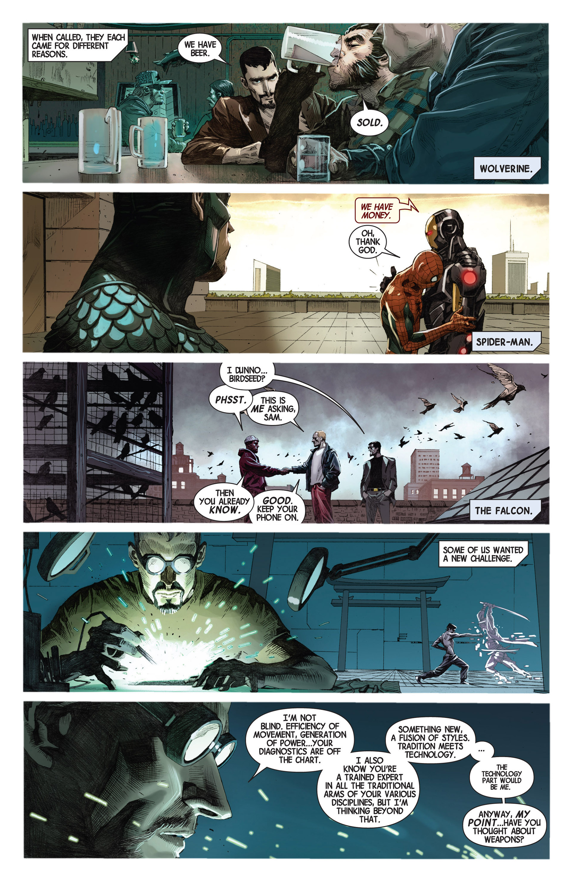 Read online Avengers (2013) comic -  Issue #2 - 14