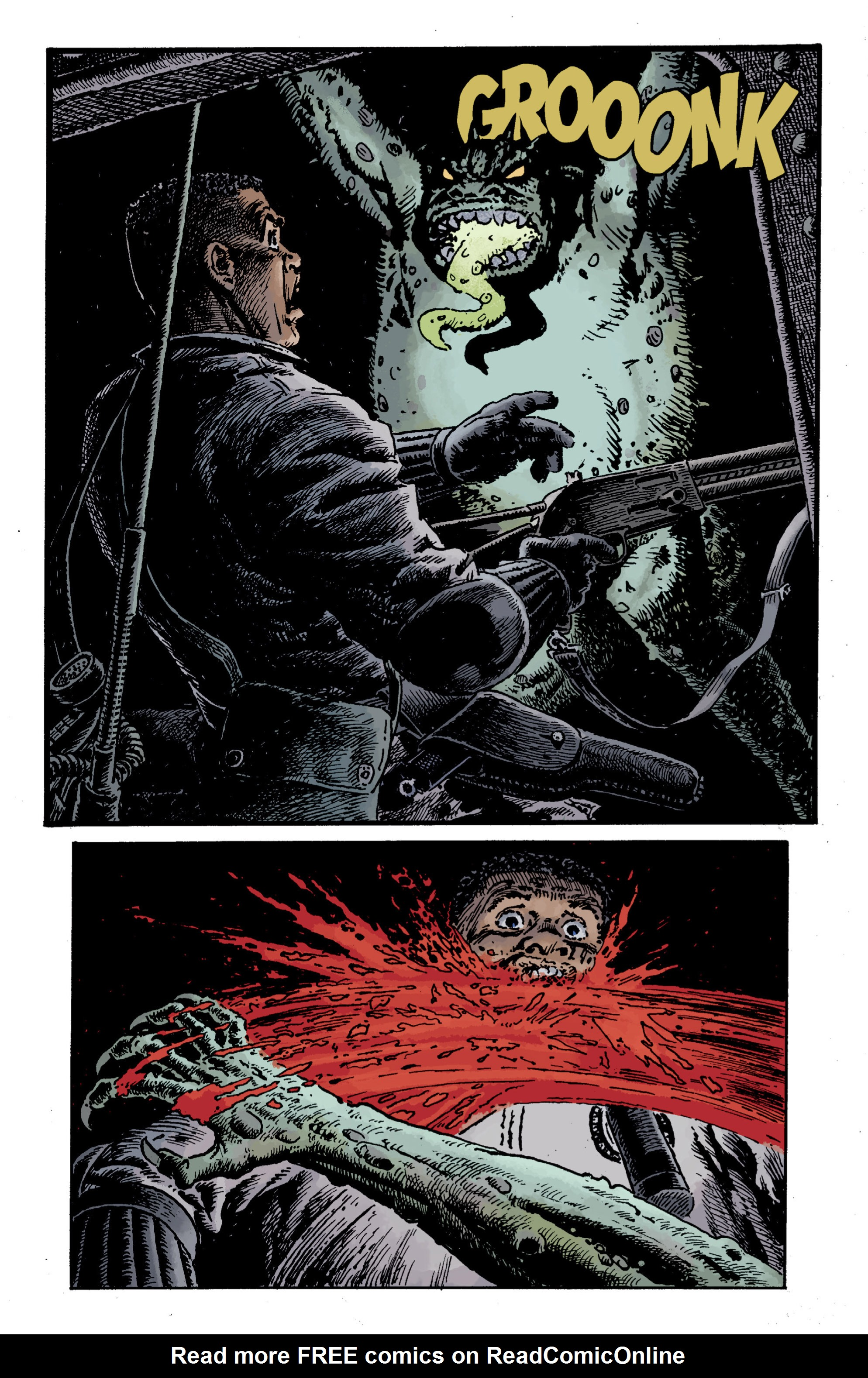 Read online B.P.R.D. (2003) comic -  Issue # TPB 12 - 71