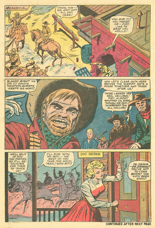 Read online Two-Gun Kid comic -  Issue #107 - 13