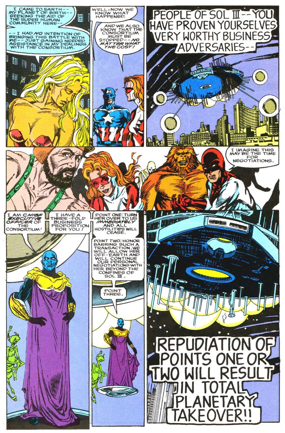 Read online Alpha Flight Special comic -  Issue #3 - 19