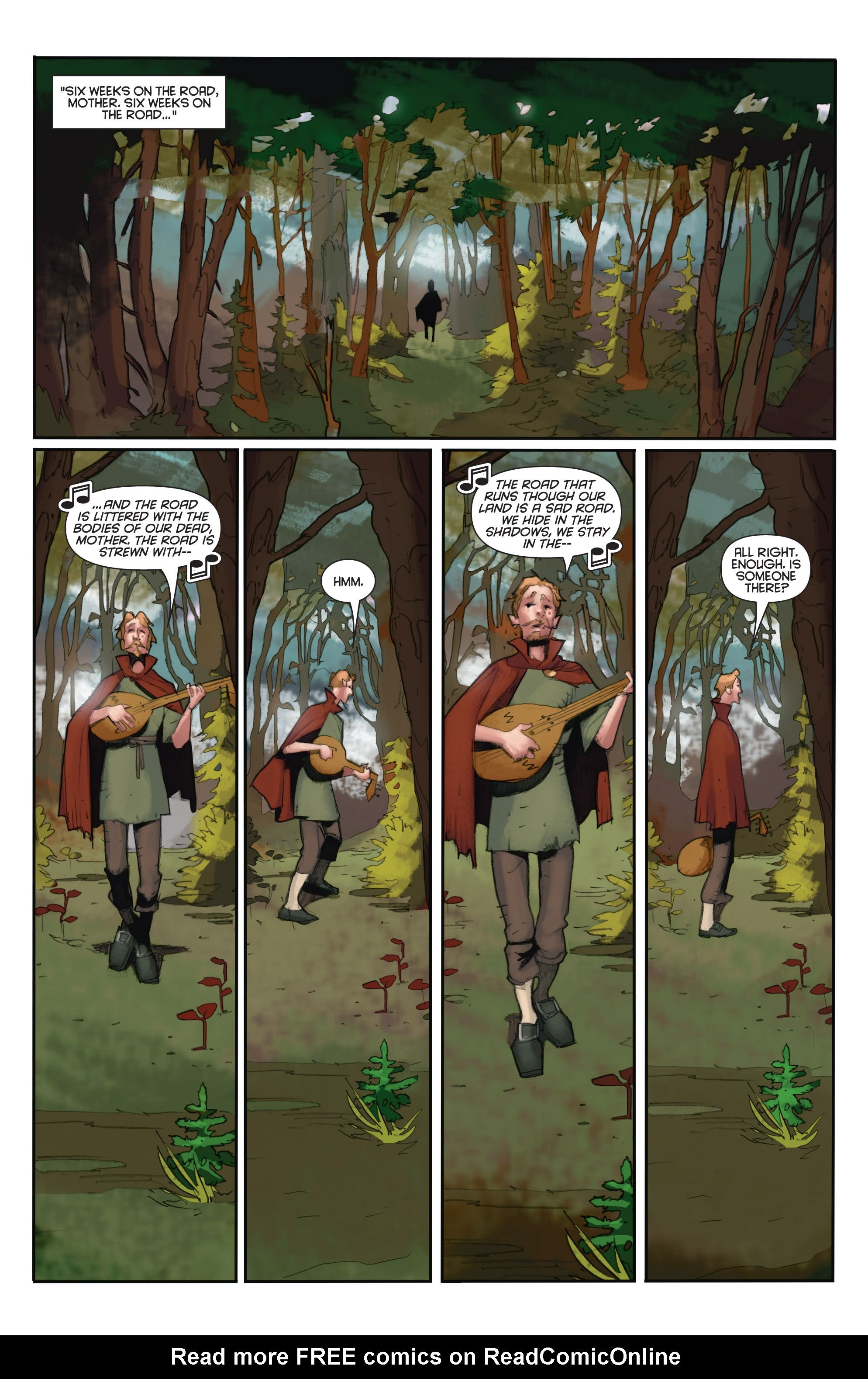 Read online Eternal Warrior: Days of Steel comic -  Issue #2 - 22