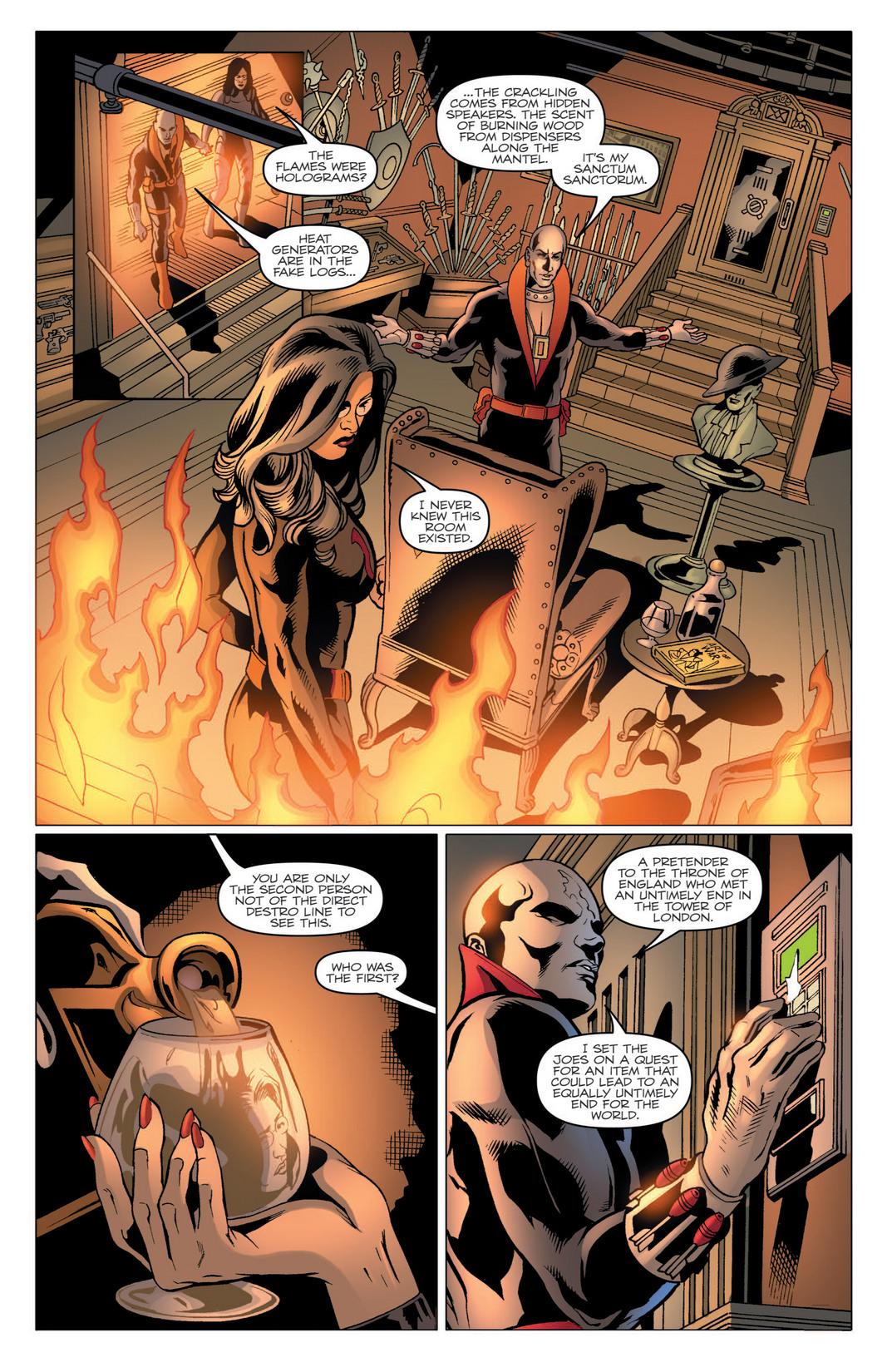 G.I. Joe: A Real American Hero 180 Page 17