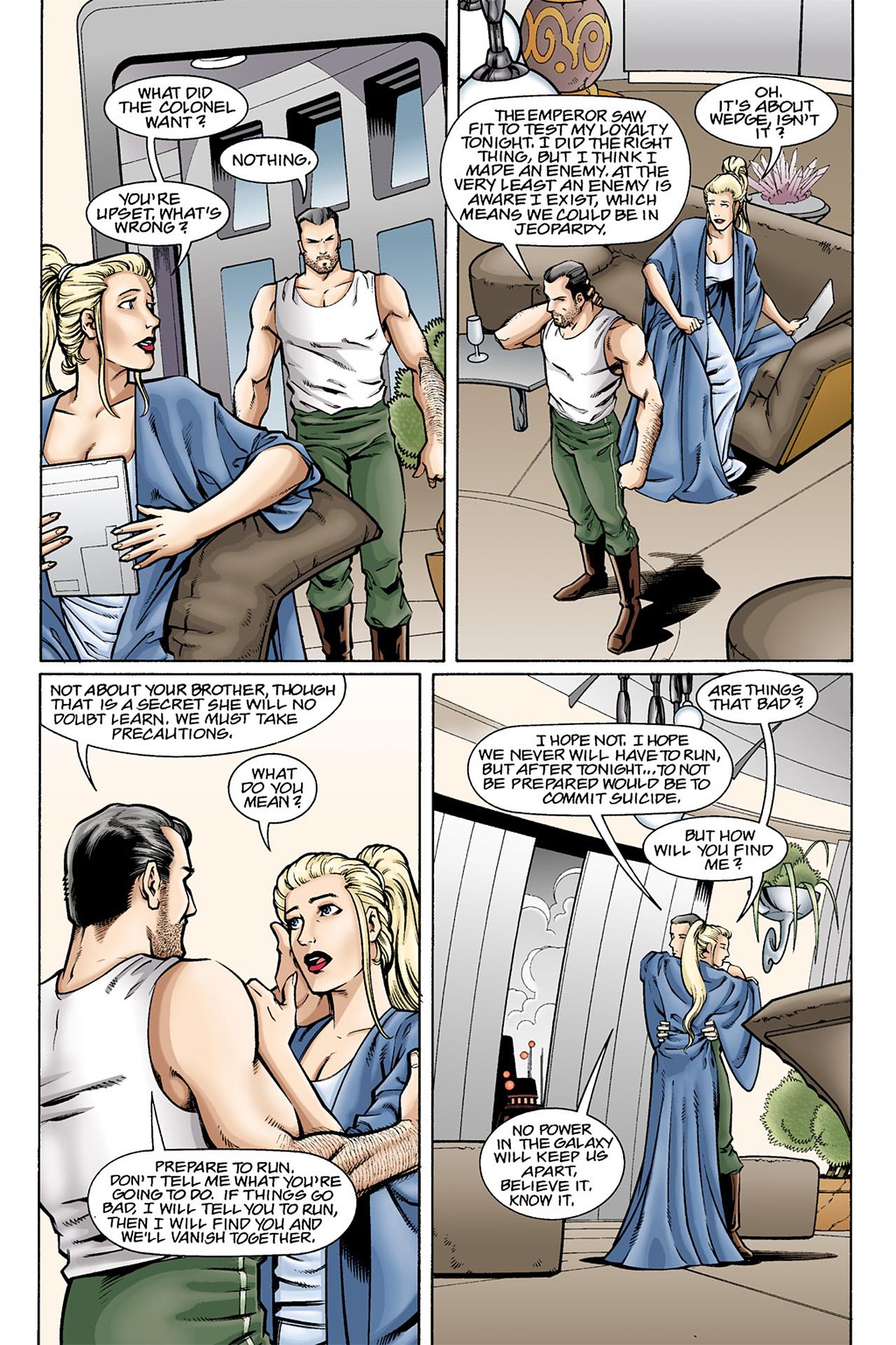 Read online Star Wars Omnibus comic -  Issue # Vol. 3 - 126