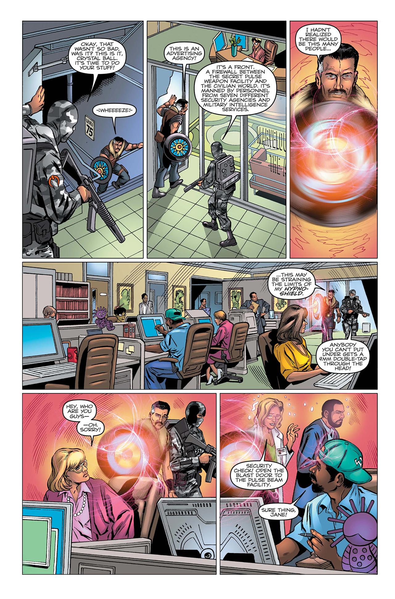 G.I. Joe: A Real American Hero 168 Page 21