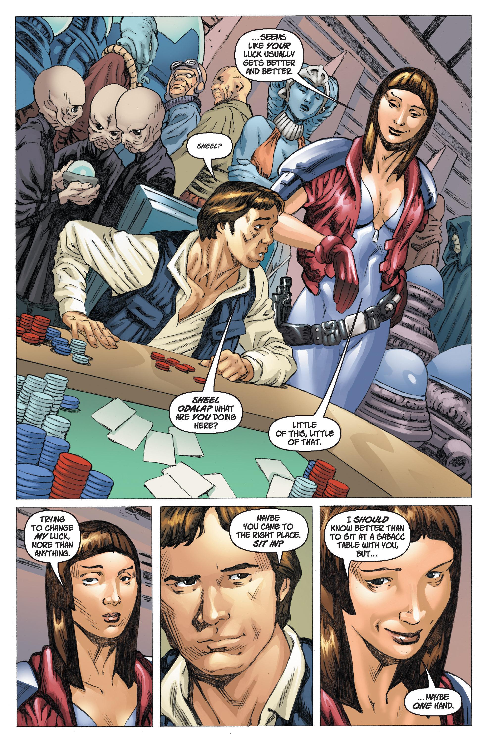 Read online Star Wars Omnibus comic -  Issue # Vol. 17 - 339