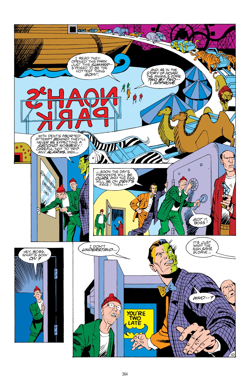 Read online Detective Comics (1937) comic -  Issue # _TPB Batman - The Dark Knight Detective 1 (Part 3) - 64