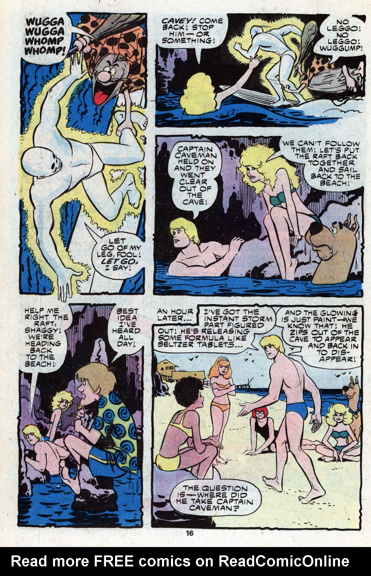 Read online Scooby-Doo (1977) comic -  Issue #9 - 18