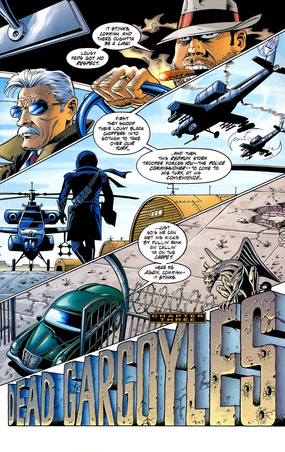 Batman: Outlaws issue 2 - Page 3