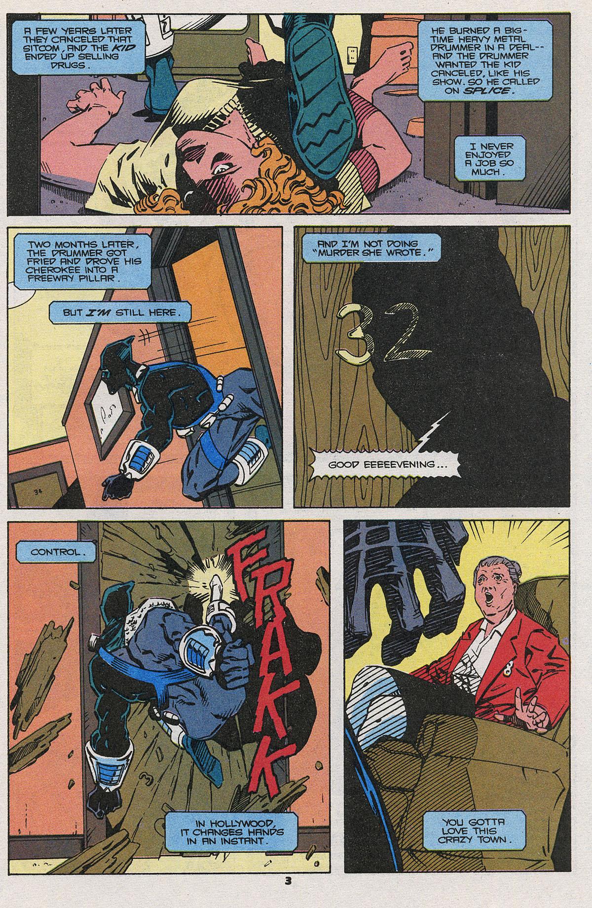 Read online Wonder Man (1991) comic -  Issue #20 - 4