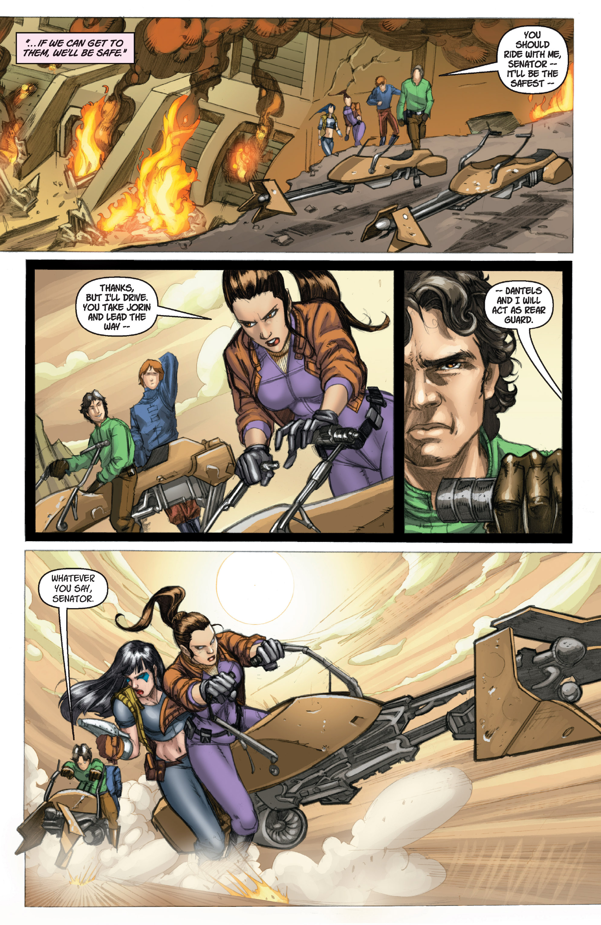 Read online Star Wars Omnibus comic -  Issue # Vol. 20 - 129