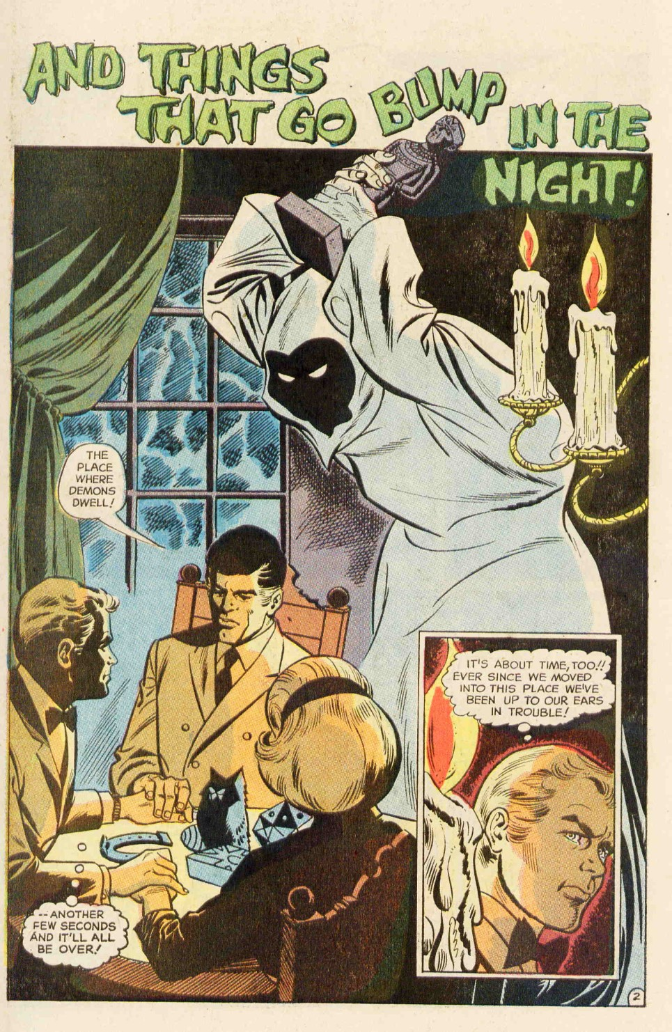 House of Secrets (1956) issue 95 - Page 14