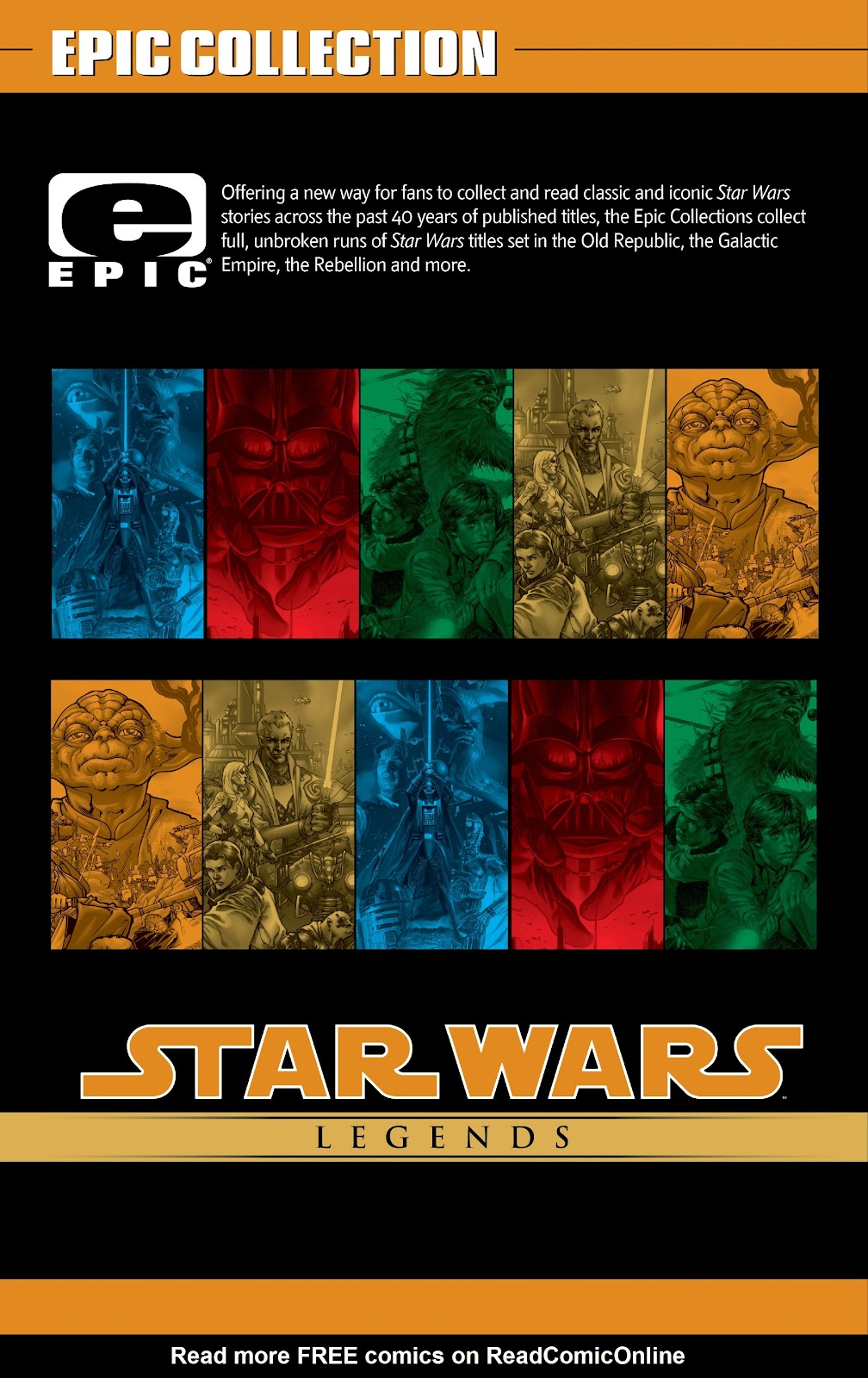 Read online Star Wars Legends: Legacy - Epic Collection comic -  Issue # TPB 2 (Part 1) - 3