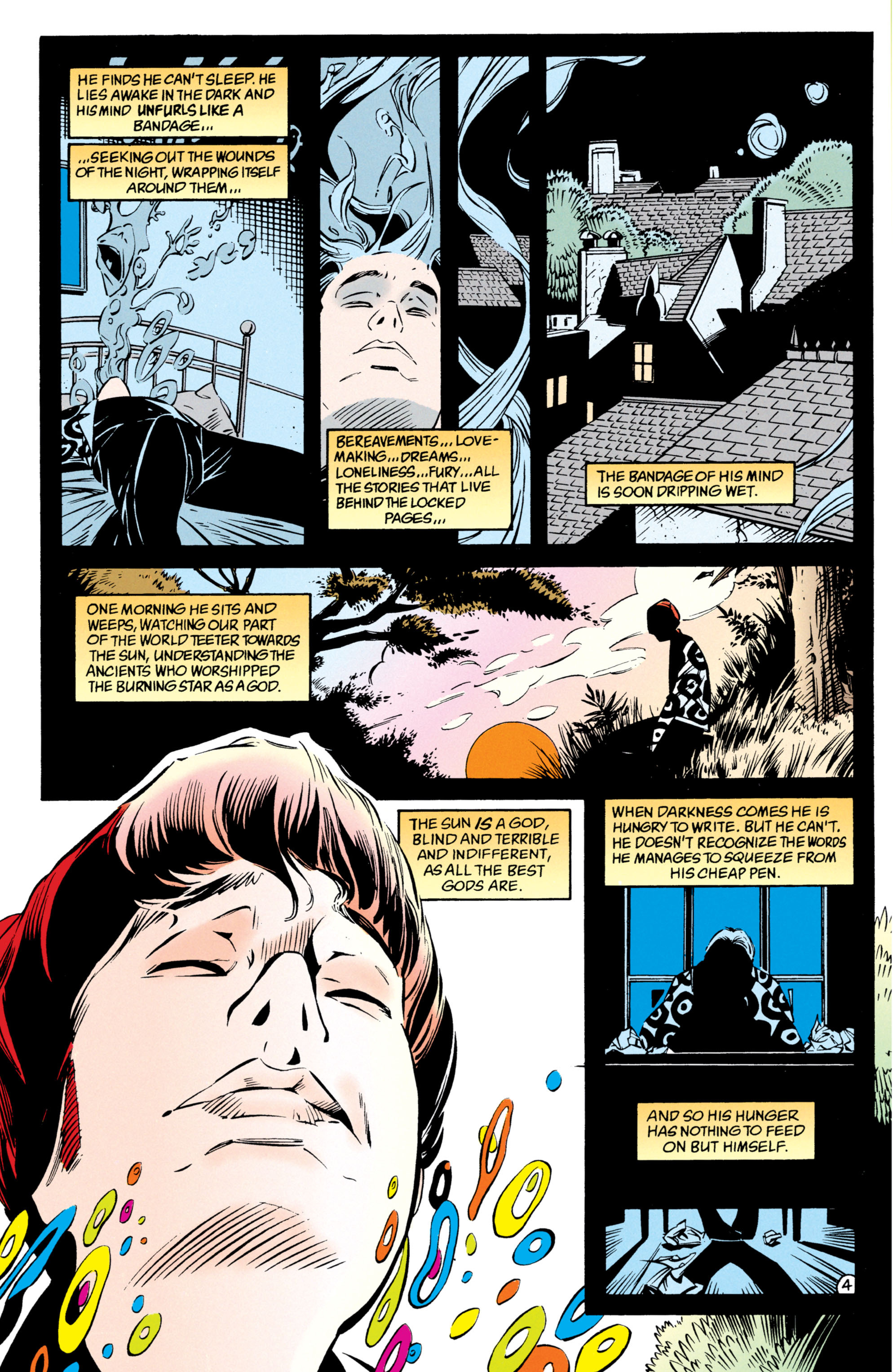 Read online Shade, the Changing Man comic -  Issue #54 - 5