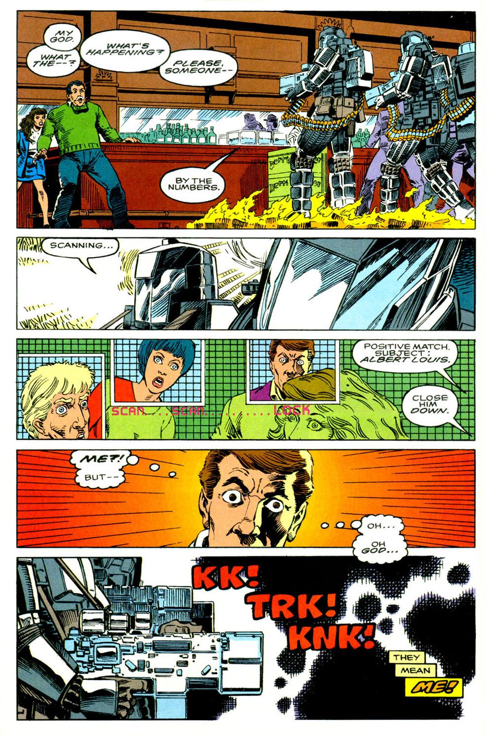 Read online Alpha Flight (1983) comic -  Issue #118 - 5
