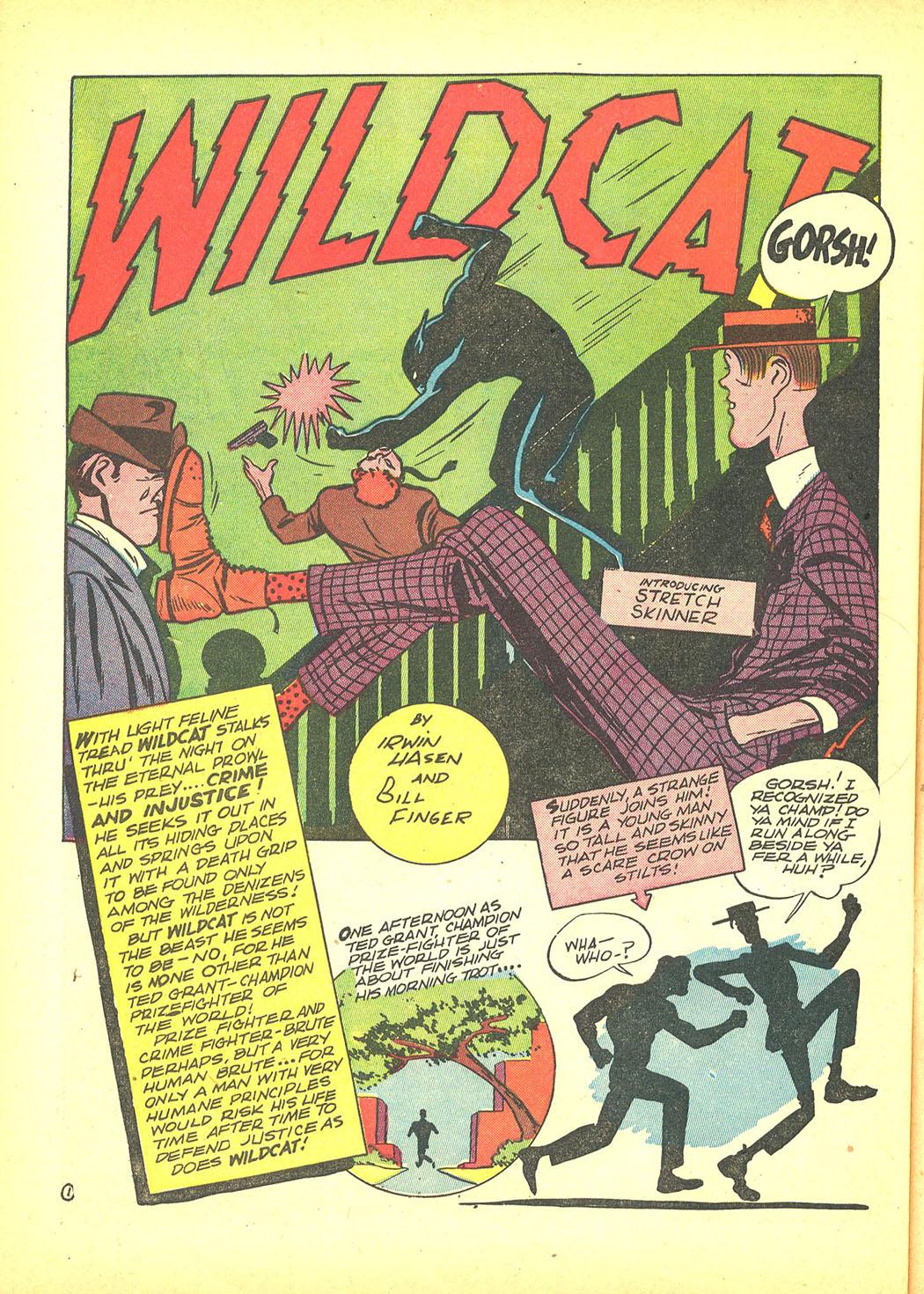 Read online Sensation (Mystery) Comics comic -  Issue #4 - 56