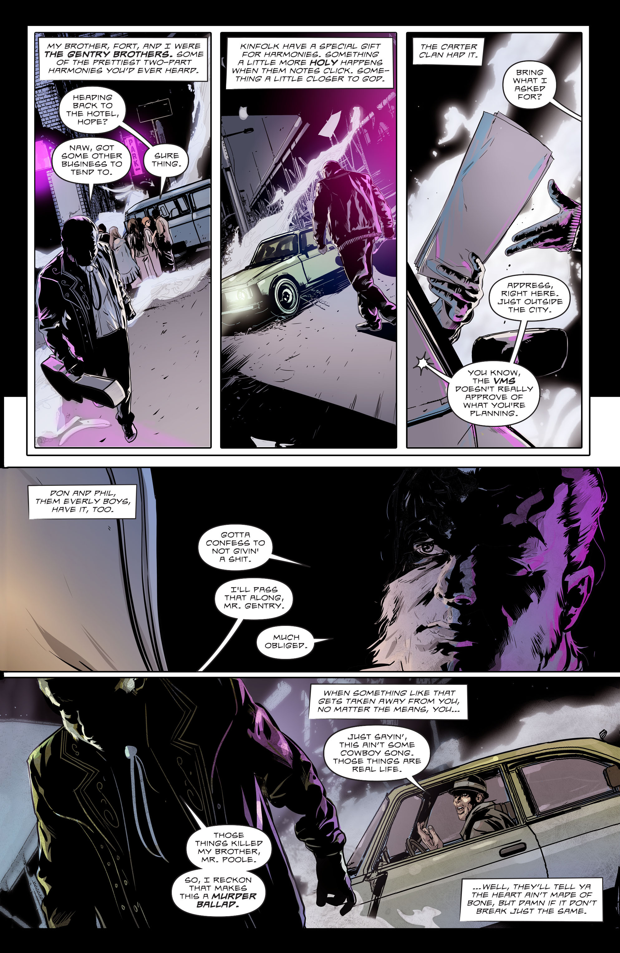 Read online American Vampire: Anthology comic -  Issue #2 - 50