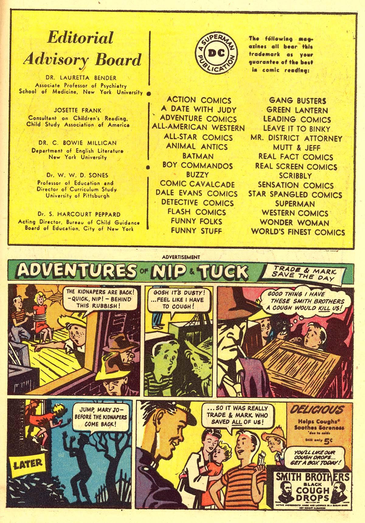Read online Animal Antics comic -  Issue #18 - 39