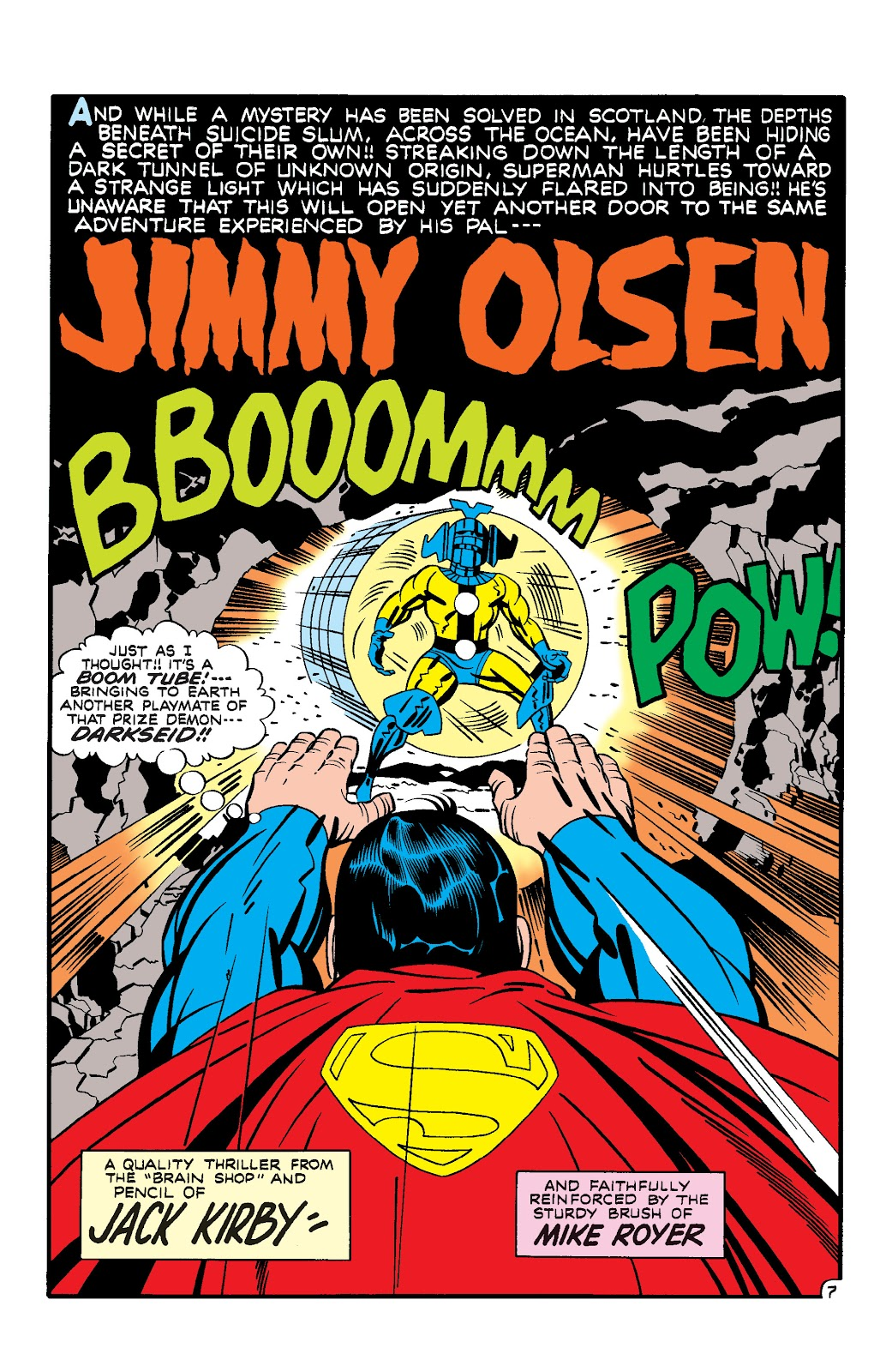 Read online Superman's Pal, Jimmy Olsen by Jack Kirby comic -  Issue # TPB (Part 4) - 18