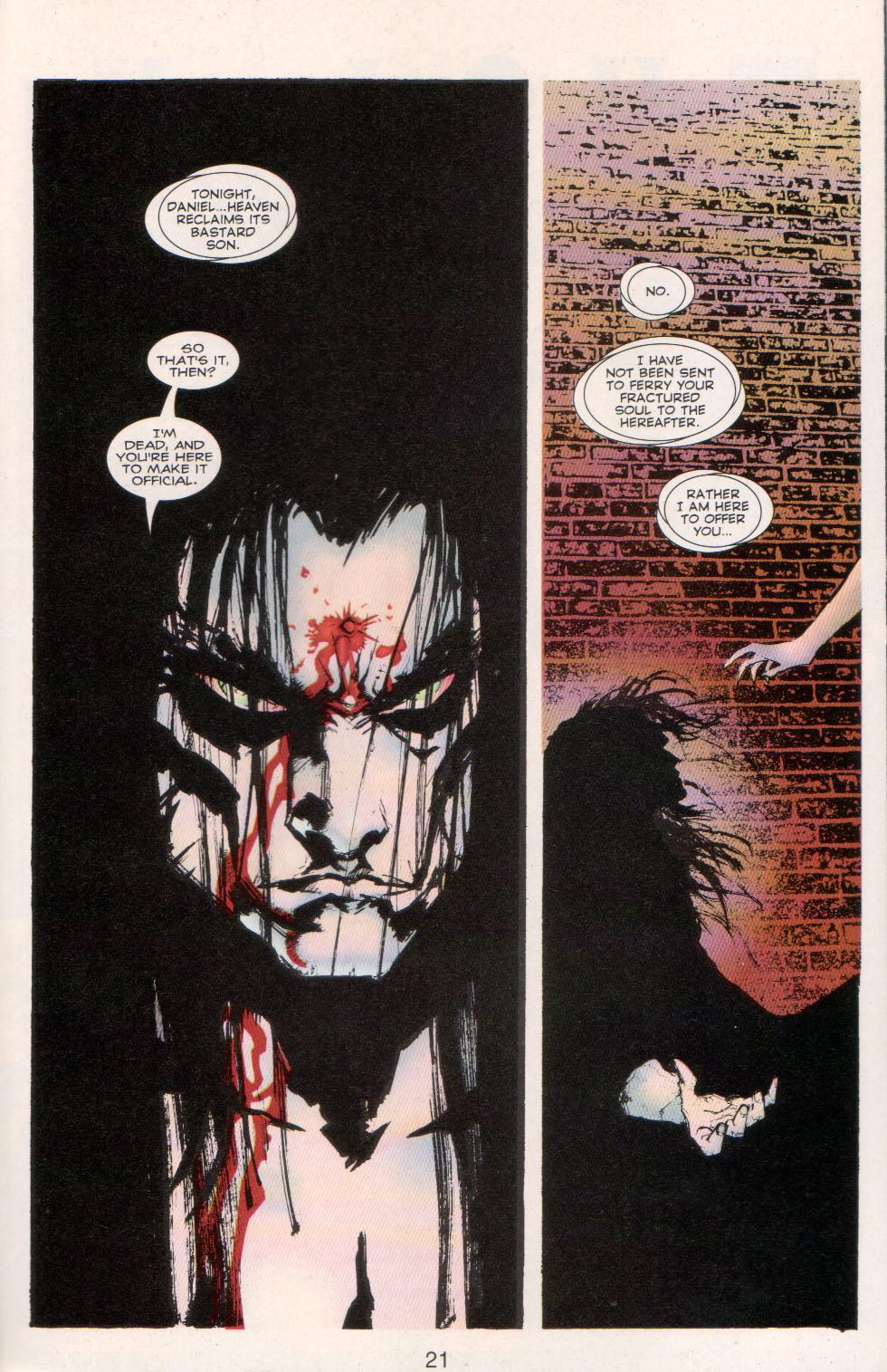 Read online Hellshock comic -  Issue #2 - 23