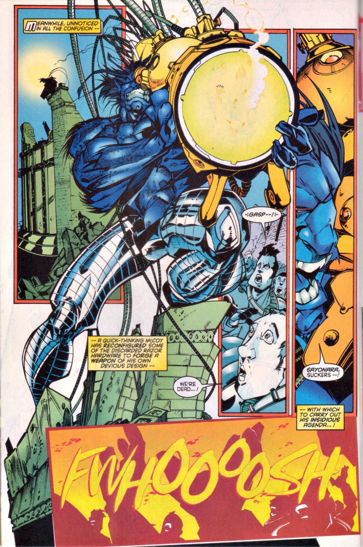 Read online Uncanny X-Men (1963) comic -  Issue # _Annual 1997 - 33