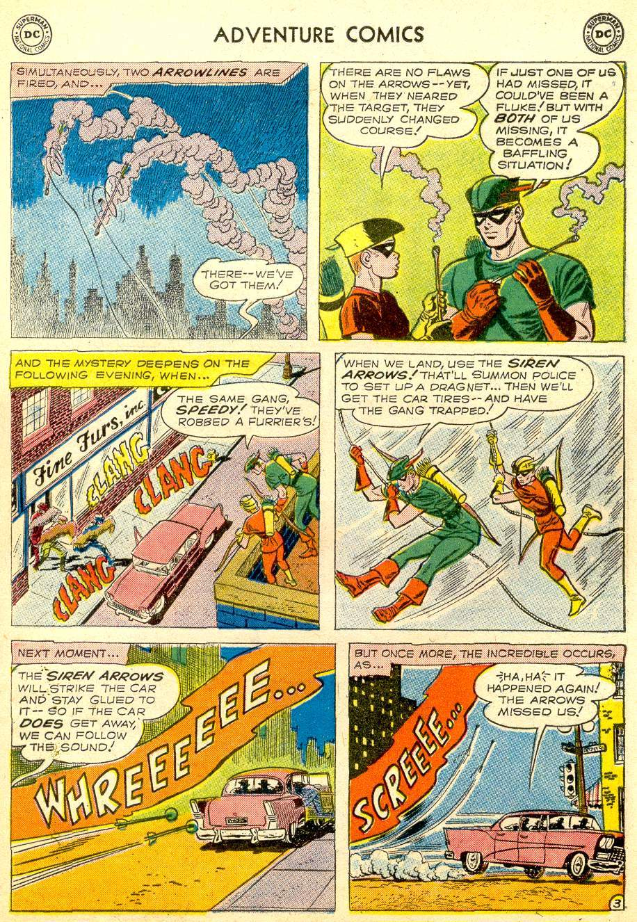 Read online Adventure Comics (1938) comic -  Issue #257 - 21