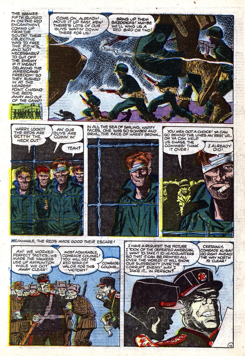 Combat (1952) issue 11 - Page 30