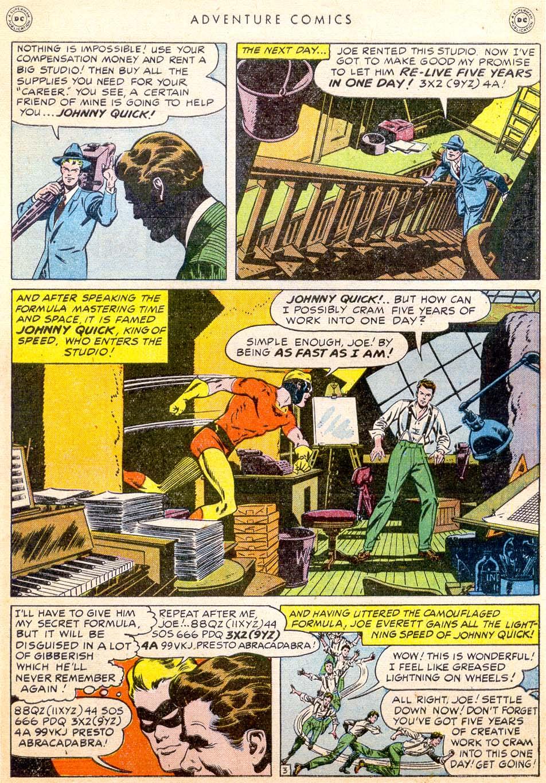 Read online Adventure Comics (1938) comic -  Issue #144 - 36