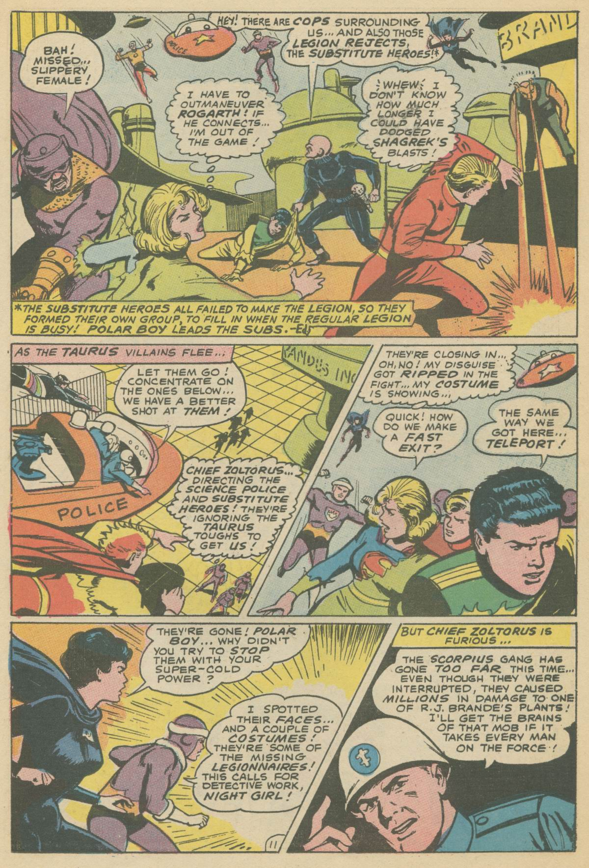 Read online Adventure Comics (1938) comic -  Issue #374 - 15