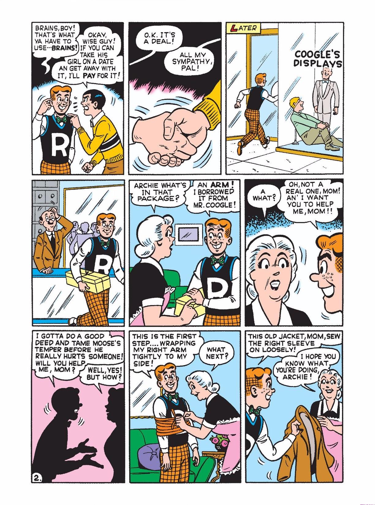 Read online Archie 1000 Page Comics Bonanza comic -  Issue #3 (Part 2) - 135