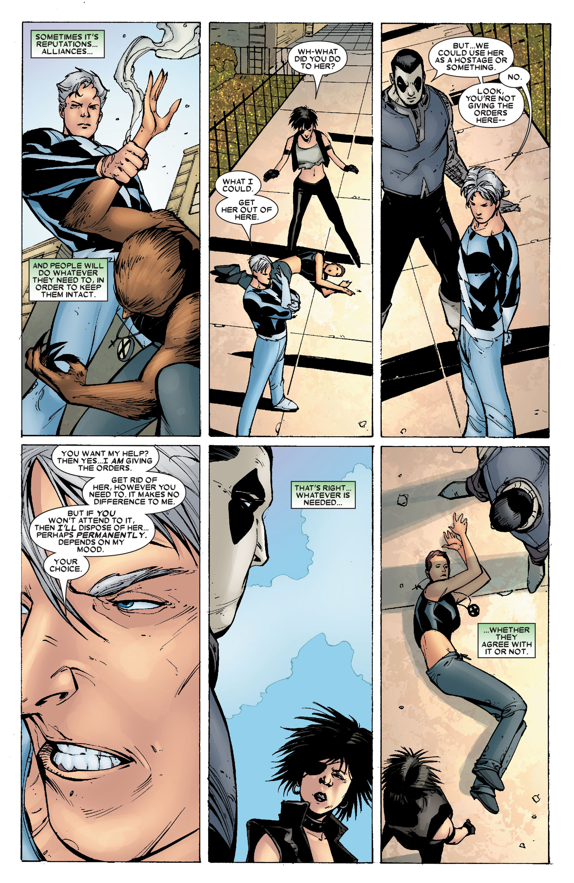 Read online X-Factor (2006) comic -  Issue #19 - 20