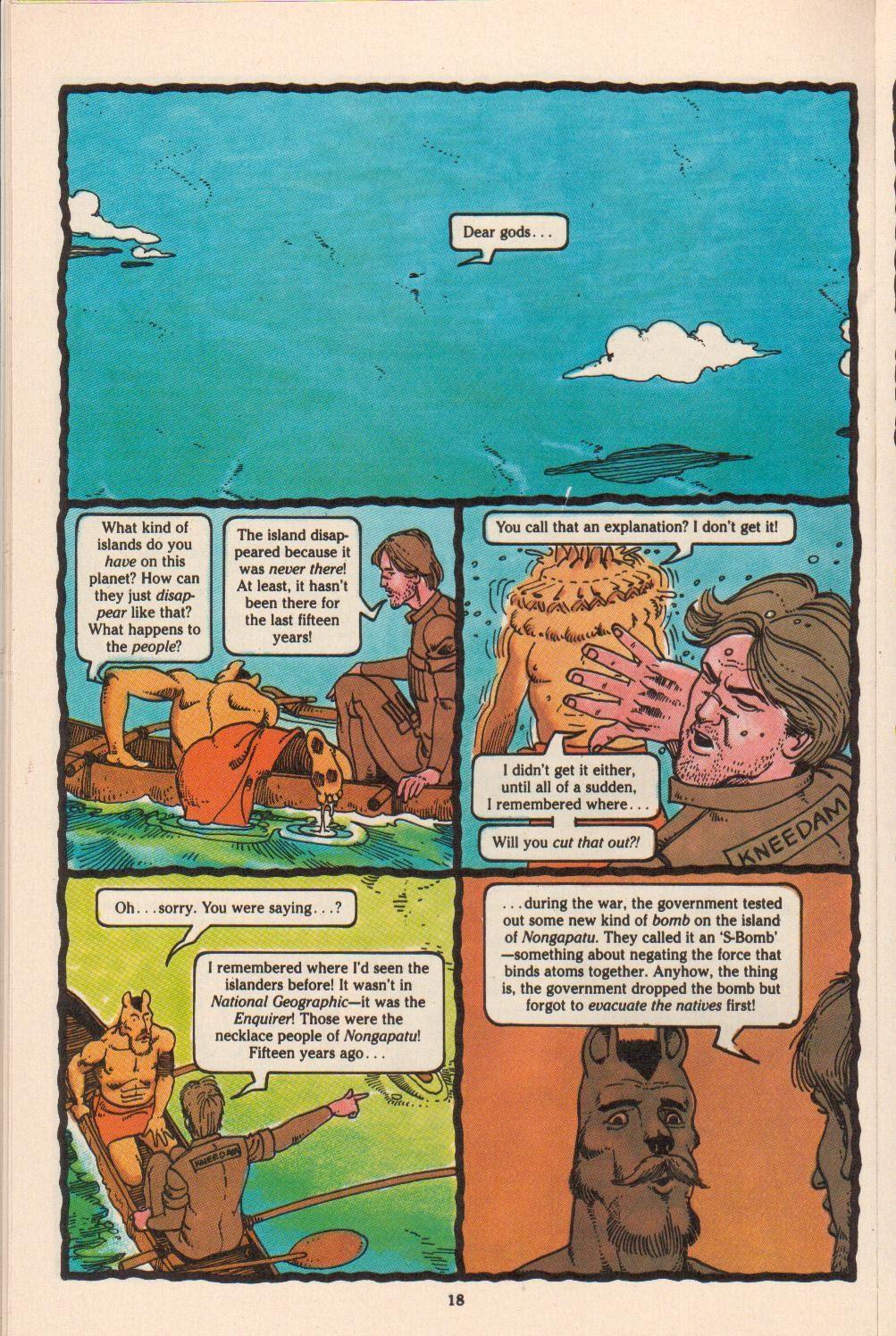 Read online Dalgoda comic -  Issue #4 - 20