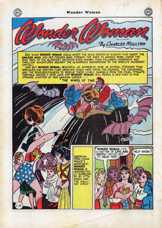 Read online Wonder Woman (1942) comic -  Issue #17 - 3