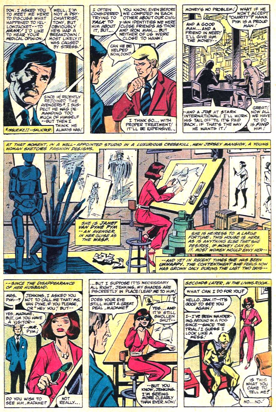 The Avengers (1963) 214 Page 4