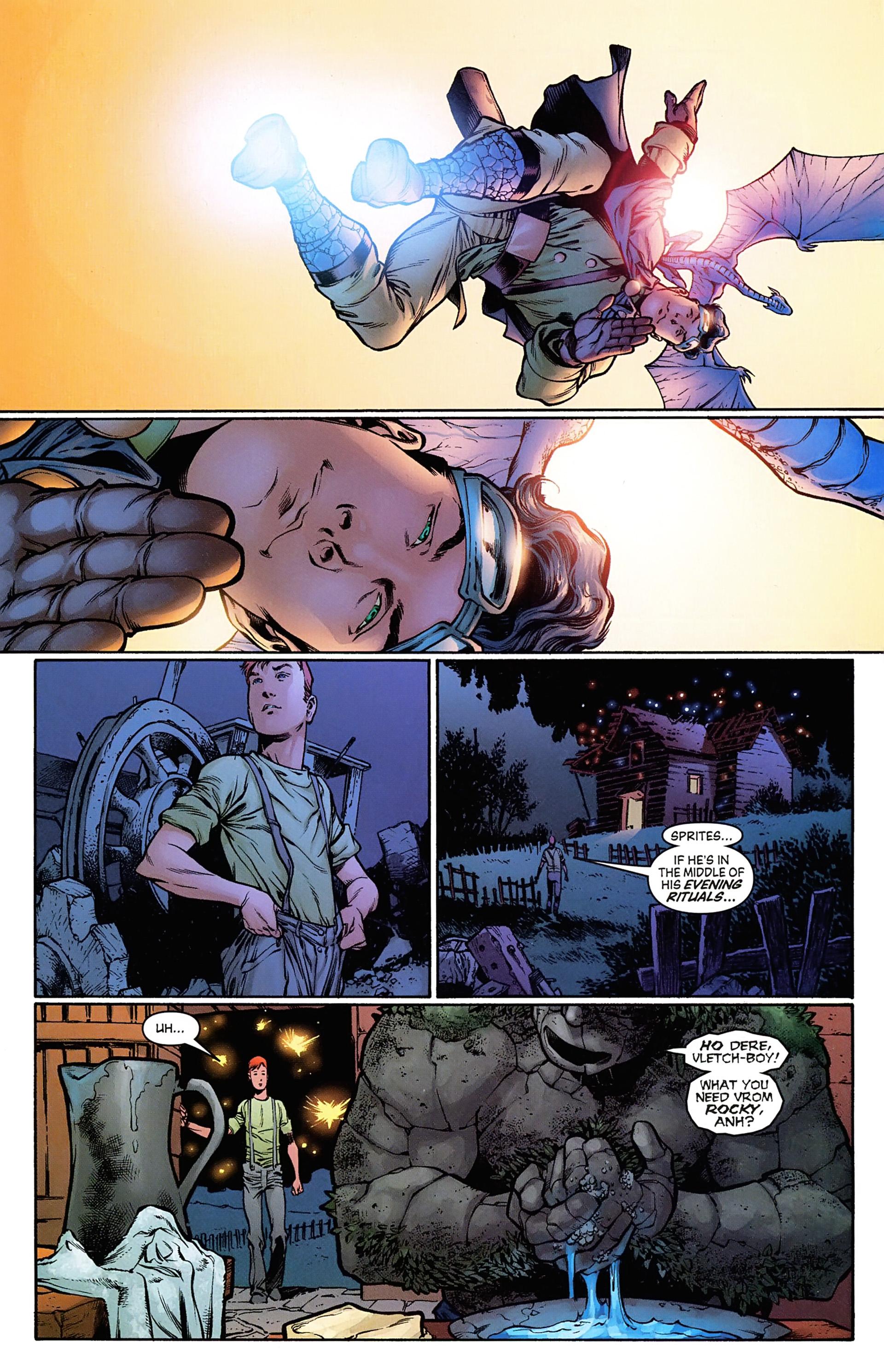Read online Arrowsmith comic -  Issue #1 - 15